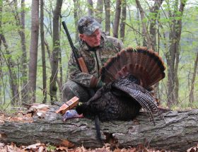 Turkey-hunting