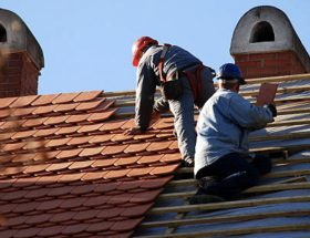 roof construction types