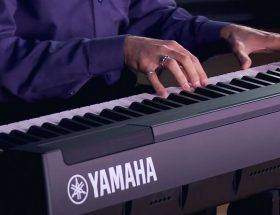 keyboard with weighted keys for beginner