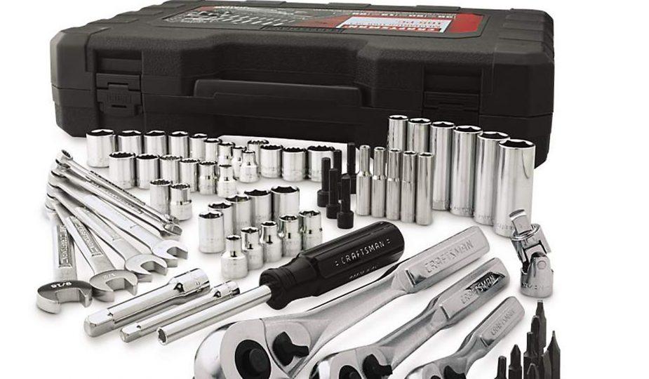 best mechanic tool set 2019