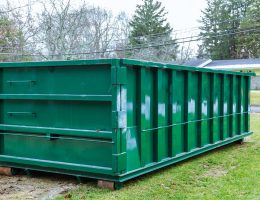 cheap dumpster rental