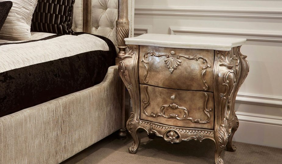 different bedside tables