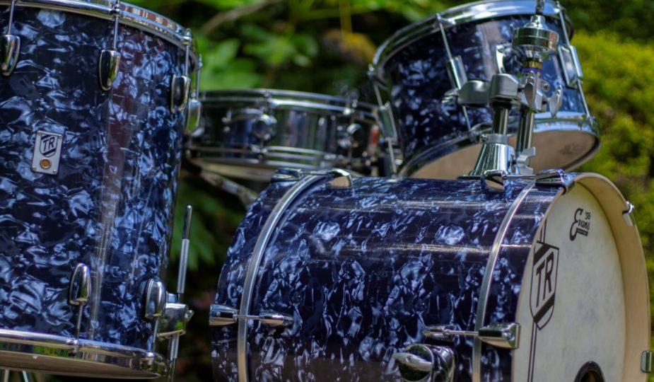 sparkle drum wrap