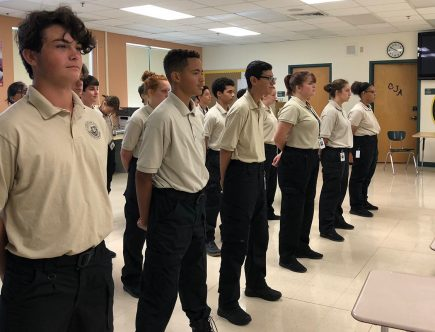 criminal justice school academy