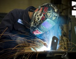 Bow Cor Welding in Canmore, Ab, Canada