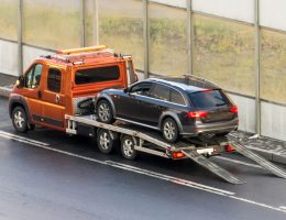 towing-truck
