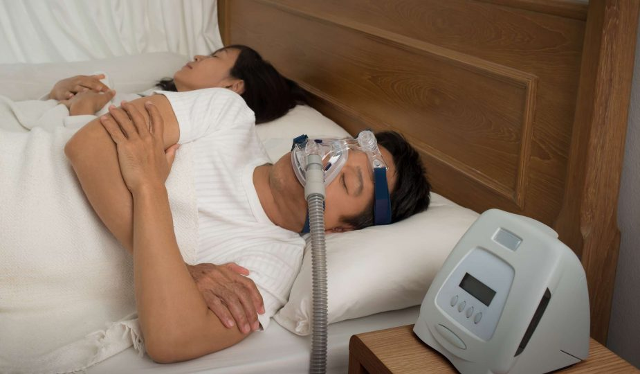 cpap masks nhs