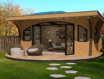 Garden rooms available