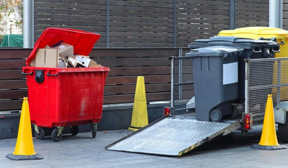 junk removal in city